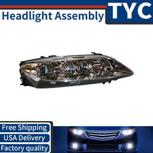 Tyc 1x Front Right Headlight Headlamp Assembly Replacement For 2003 2005 Mazda 6