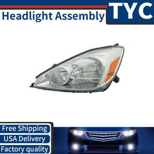 Tyc 1x Front Right Headlight Headlamp Assembly New For 2004 2005 Toyota Sienna
