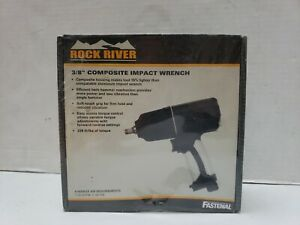 Rock River 3 8 Composite Impact Wrench In Original Box B X