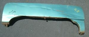 Original 1963 1964 Cadillac Fender Skirt Right Side