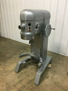 Hobart 60qt Mixer Refurbished With Stainless Steel Bowl