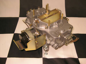 1966 Autolite 4100 4 Barrel Carburetor For The Ford Mustang 289 C6pf H