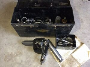 Kwik Way Model M Valve Seat Portable Cutter Insert Tool Cylinder Heads Sioux