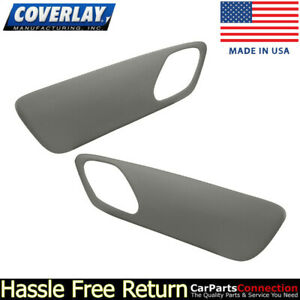 Coverlay Replacement Door Panel Insert Front Medium Gray 12 18f mgr For Escape