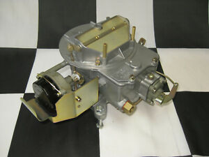 1964 Ford Falcon Autolite 2100 2 Barrel Carburetor For The 260 Cu Engine C4of A