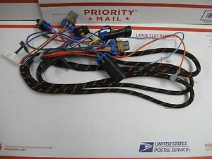 Western 61586 Fisher 8268 Relay Type Snow Plow Harness Some Hb 3 Hb 4 Headlamps