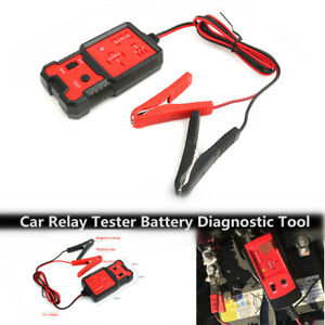 12v Car Truck Electric Relay Tester Battery Diagnostic Tool Pin Relay Detector