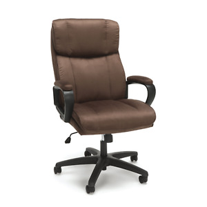 Essentials Executive Chair Mid Back Office Computer Chair Ess 3082 brn