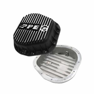 Ppe Brushed Heavy Duty Deep Aluminum Rear Differential Cover For Ford 1986 2017