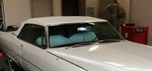 1965 1970 Cadillac Olds 98 Electra Convertible Top Glass Window