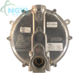 Woodward Low Pressure Regulator Natural Gas Lp Garretson Impco Style Kn
