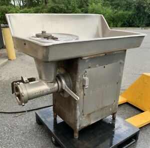 Butcher Boy A52 7 5 Hp Commercial Meat Grinder With Blade Plate Worm 3ph