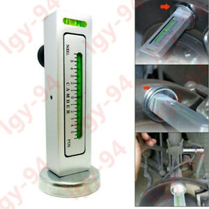 Magnetic Guage Tool For Car Truck Wheel Alignment Castor Camber Angle Adjustment