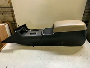 2014 Dodge Charger Complete Center Console Fits 11 14 Police Upgrade
