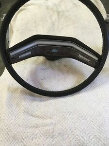 1973 1979 Ford Truck 79 79 Bronco Steering Wheel With Cruise F150 f250 f350