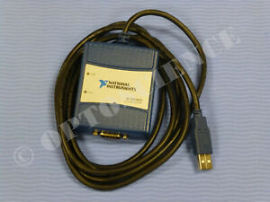 National Instruments Ni Usb 8472 Can Interface Device 194210d 12l