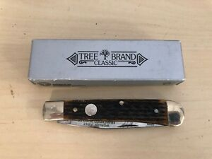 BOKER Solingen Germany One (1) Blade Folding Pocket Knife Chattanooga Coca-Cola