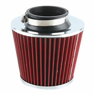 Car Air Intake Filter Induction Sport Mesh Cone High Flow Air Cleaner 75mm M4d9b