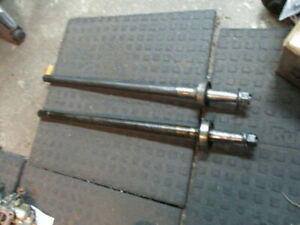 1929 Marmon 68 Rear Axle Shafts R L