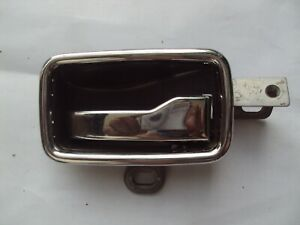 Mercedes W123 Inside Door Handle Right Interior Lock Release Pull Lever Grip
