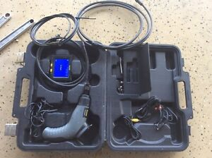 General Tools Dcs400 Bore Scope Video Inspection Kit Auto Ac Refrigeration