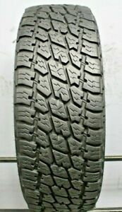 One Used 285 65r20 2856520 Nitto Terra Grappler G2 14 32 1j9393
