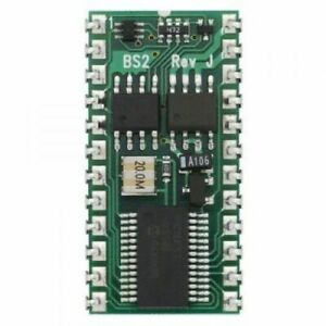 Parallax Basic Stamp 2 Microcontroller Module