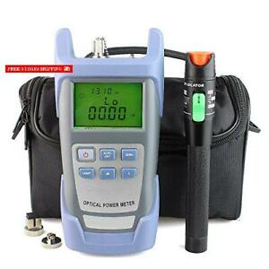 Fiber Optic Cable Tester Fc Sc 2 5mm 30mv Visual Fault Locator With Sc fc Conn