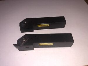 Kennametal Indexable Lathe Tool Holder Qty 2 Nsr 123a Ng5