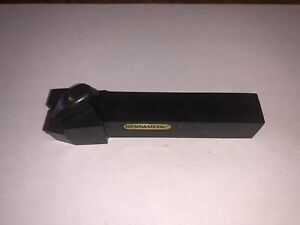 Kennametal Indexable Lathe Tool Holder Dcrnr 124b Kc3 Nc2