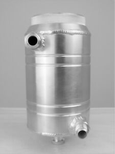 Billet Aluminum Cool Can Fuel Chiller Cooler Coolcan Canister With 10 An Line