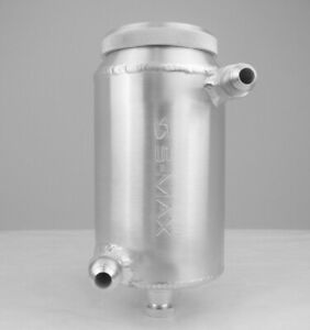 Billet Aluminum Cool Can Fuel Chiller Cooler Coolcan Canister With 8 An Line