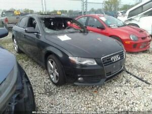 Engine 2 0l Vin F 5th Digit Turbo Fits 09 12 Audi A4 336083