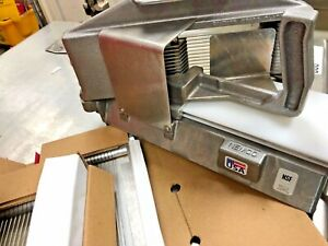 Nemco Tomato Slicer Model 55600 With 2 New Blades Works Great