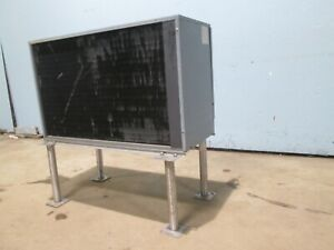 Heavy Duty Commercial 2 Fans Remote Condensing Unit For Ice Maker