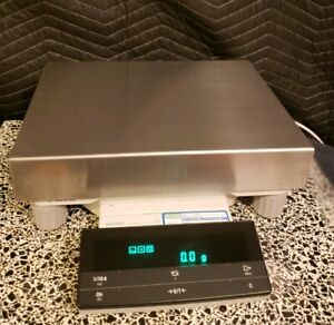 Mettler Toledo Sg32001 Platform Balance D 0 1g Max 32100 0g Scale Working Great
