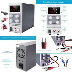 Uniroi Dc Power Supply Variable Adjustable Switching Regulated Power Supply