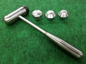 Blocking Hammer With 5 Cp Dies For Metal Forming Planishing Pullmax Usa