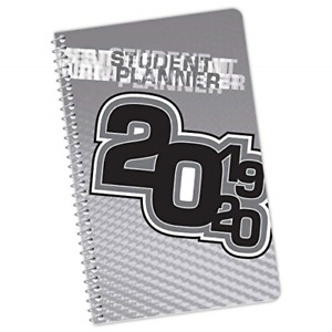Dated High middle School Student Planner For Academic Year 2019 2020 Jostens In