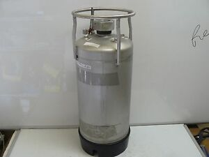 Alloy Products 304 Stainless Steel Pressure Vessel 135 Psi Max Wp At 100 Deg F