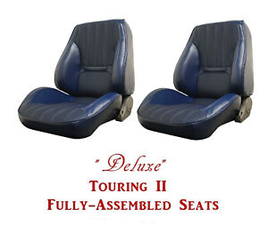 Deluxe Touring Ii Fully Assembled Seats 1970 Camaro Your Choice Of Color