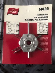 Brand New Lisle Tools 56500 Terminal Tool For Wire Removal
