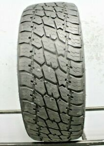 One Used 285 45r22 2854522 Nitto Terra Grappler G2 11 32 2j202
