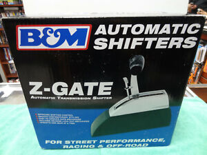 New B m 80681 Z gate Automatic Shifter Gate 3 speed T handle
