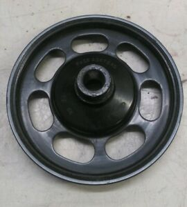 94 95 Ford Mustang 5 0 Power Steering Pulley Gt V8 1994 1995 F4ze 3d673ac