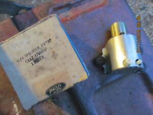 Nos Ford Windshield Washer Pump 67 Mustang Thunderbird Galaxie Lincoln 1967