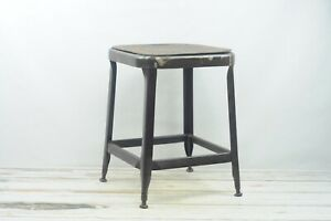 Vintage Chippy Industrial Stool Lyon Industrial Seating 19 Lab Stool Kitchen