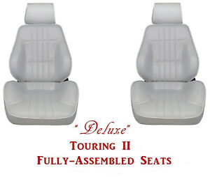Standard Touring Ii Fully Assembled Seats 1977 79 Camaro Your Choice Of Color