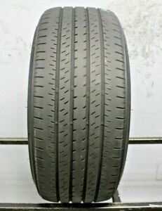 One Used 225 40r18 2254018 Bridgestone Turanza Er33 7 32 2j212