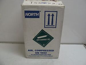 North 89997 Respiratory Protection Air Tank Scba Cylinder New